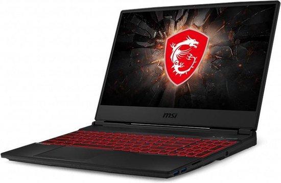 MSI GL65 9SD-007NL - Gaming laptop - 15 inch (120Hz)