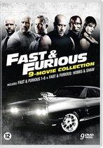 Fast & Furious Boxset 1-8 + Hobbs and Shaw