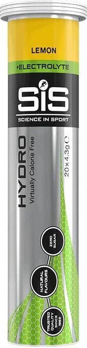 SiS Go Hydro Electrolyte Lemon Tablets (20 x 4,5g)