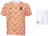 EK 88 Shirt - Voetbalshirt - Tenue - Nederlands Elftal 1988 - Oranje - Voetbalkleding - Kids en Senioren - XXL