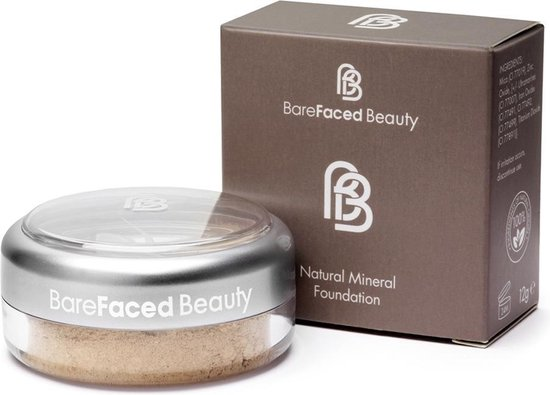Barefaced Beauty – Minerale Foundation 12g – Soft