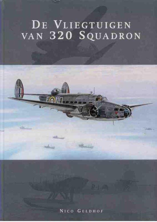 De vliegtuigen van 320 squadron - Nico Geldhof |