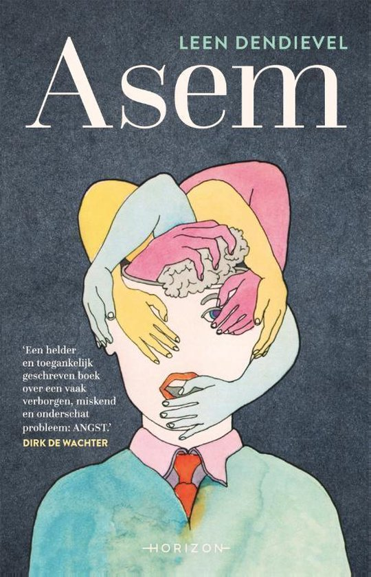 Boek cover ASEM van Leen Dendievel (Paperback)