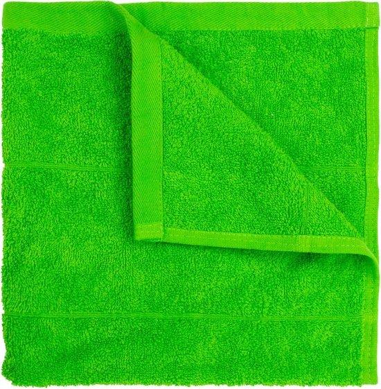 The One Keukendoeken Lime Groen 50x50cm 5 stuks