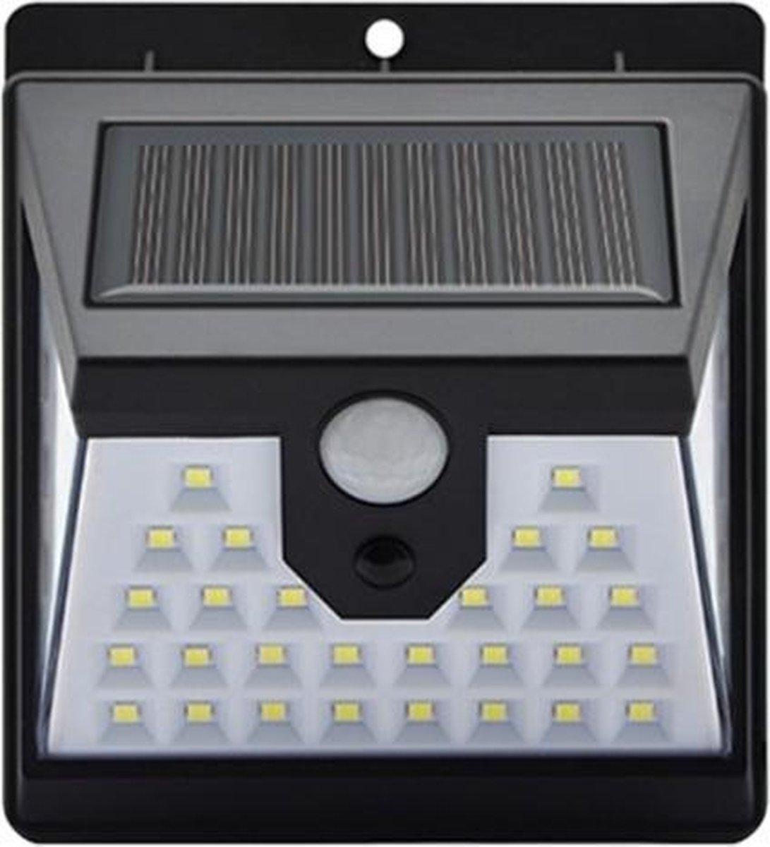 Automatische Solar LED Verlichting - 40 LED-Bewegingssensor - Tuin - Buitenlamp - Slimme Sensor - Wandlamp-Zonne-Energie