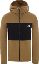 The North Face Blocked Tka 100 Fz Hoodie  Outdoortrui Heren