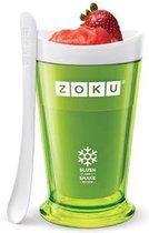 Zoku Slush- en Milkshake Maker - 0.25 l - Groen
