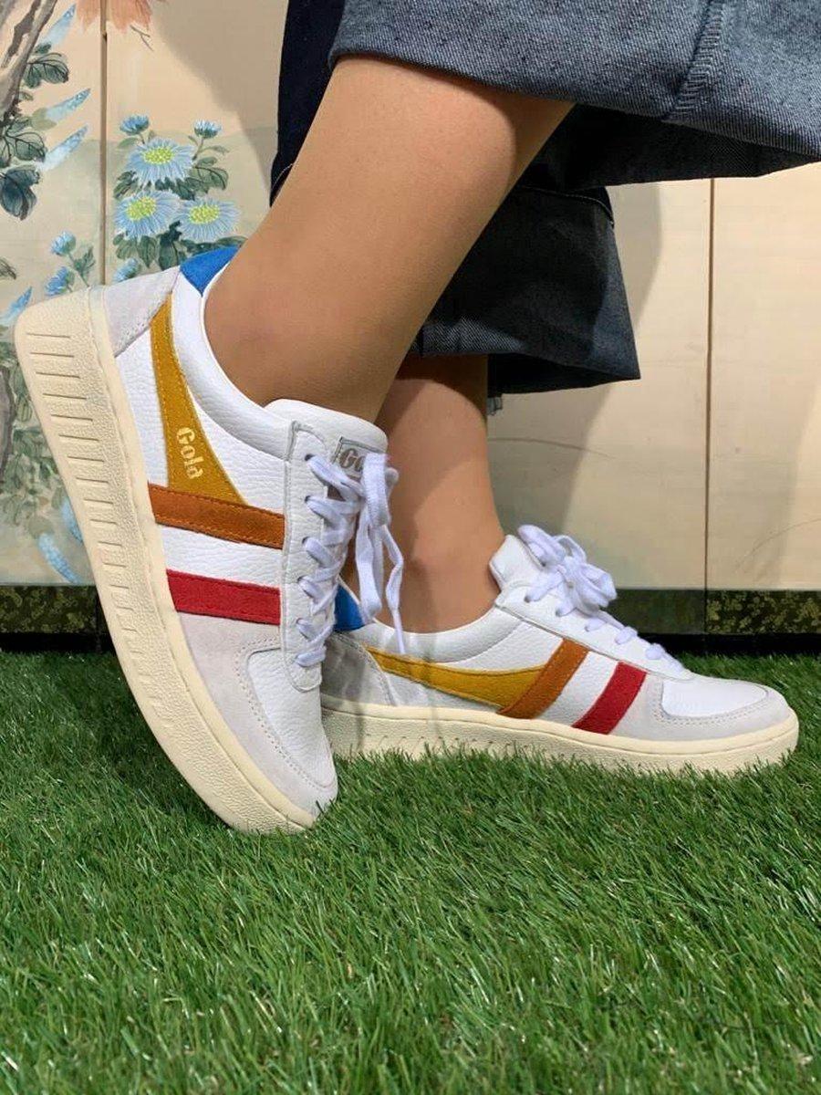 Grandslam Trident Sneakers White/Multi