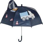 Playshoes paraplu marine bouwwagens