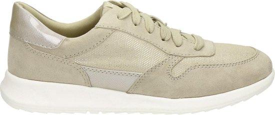 Tamaris dames sneaker - Ecru - Maat 42