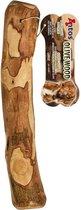 Kauwhout Olijfhout XL Large - Kauwwortel Honden Hout Kauwwortel Natuurlijke Kauwsnack Kauw Bot