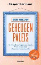Boek cover Een nieuw geheugenpaleis van Kasper Bormans (Paperback)