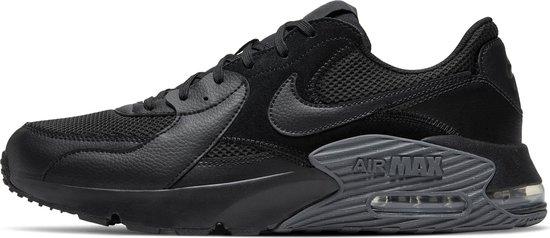 Nike Air Max Excee Heren Sneakers - Black/Black-Dark Grey - Maat 43