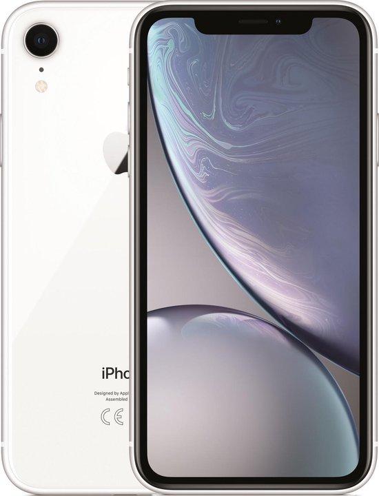 APPLE iPhone XR - 64 GB Wit