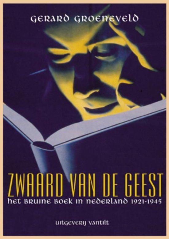 Cover van het boek 'Zwaard van de geest'