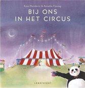 Prentenboek Bij ons in het circus