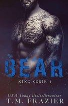 Boekomslag van 'King 4 - Bear'