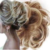 Curly Haar Wrap Extension Zand |As Blond | Coupe Soleil