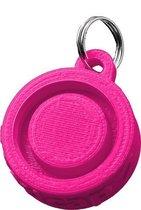 Festicap Fluor Pink Flesdop - Universeel - Roze