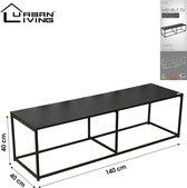 Urban Living - Metalen TV-meubel/Dressoir - Industrieel Design