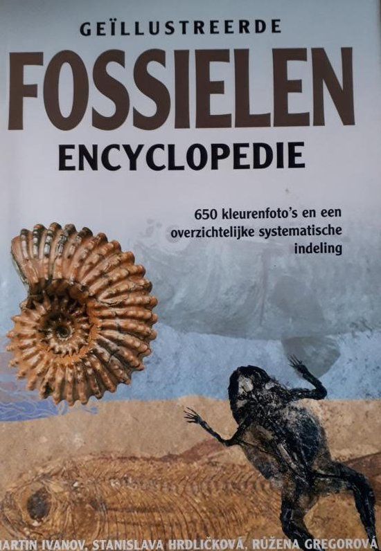 Geillustreerde fossielen encyclopedie - Martin Ivanov | Readingchampions.org.uk