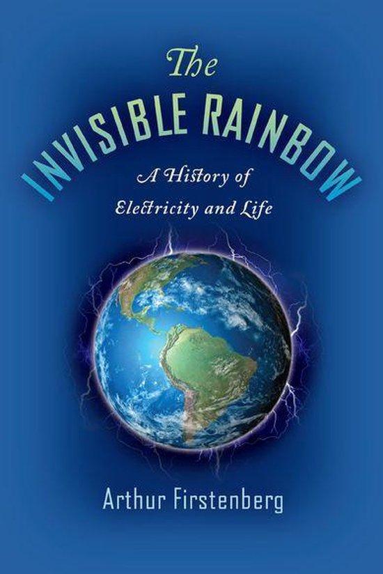 Boek cover The Invisible Rainbow van Arthur Firstenberg (Onbekend)