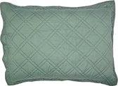 Lavandoux - Kussensloop - Moss Green - 50x70 cm