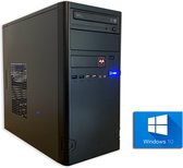 Pcman Home/Office Pc incl windows 10