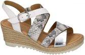 | Gabor Dames dierprint sandalen maat 39