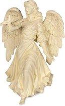 Engelbeeldje Joyful Heart - 18 cm