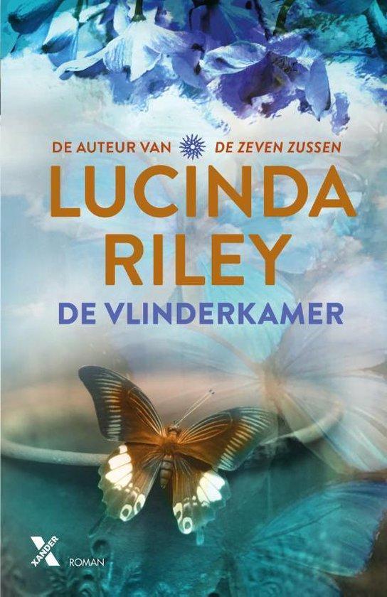 Boek cover De vlinderkamer van Lucinda Riley