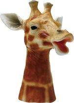 Handpop - Dieren - Giraf (Giraffe)