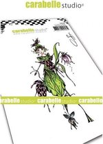 Carabelle Studio • cling stamp A6 une fee