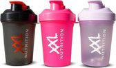 XXL Nutrition - Premium Shaker by Smartshake - 600 ml Soft Lavender