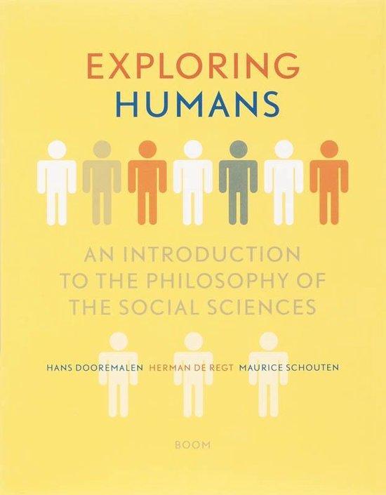 Cover van het boek 'Exploring Humans / druk 1'
