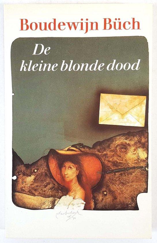 Kleine blonde dood - Boudewijn Buch pdf epub