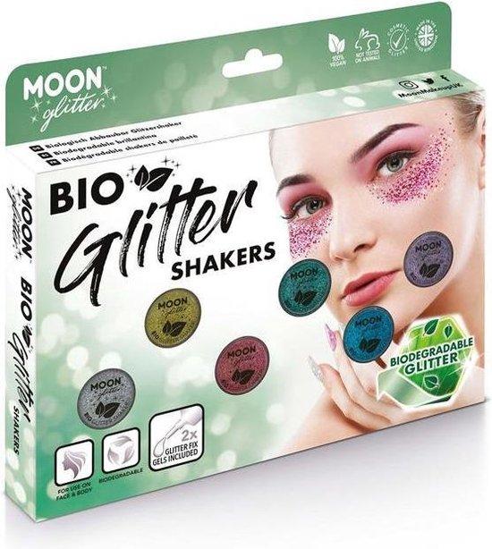 Haza Original Glitter Shakers 6 Stuks 10 Gr Multicolor