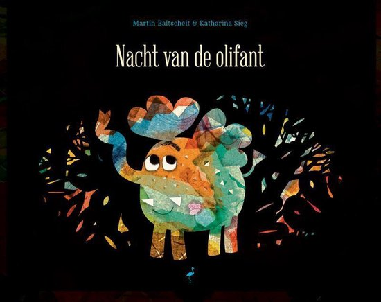 Nacht van de olifant - Martin Baltscheit |