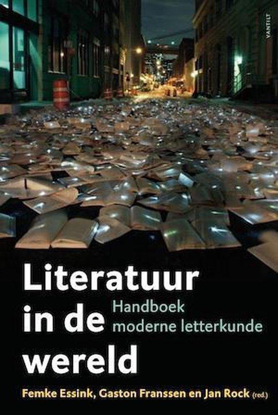 Literatuur in de wereld - Jan Rock | Fthsonline.com