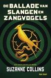 De Hongerspelen - De ballade van slangen en zangvogels