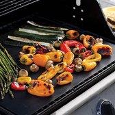 5 X BBQ Grill mat | non-stick grill mat | Barbecue | Set van 5 40 X 33 CM