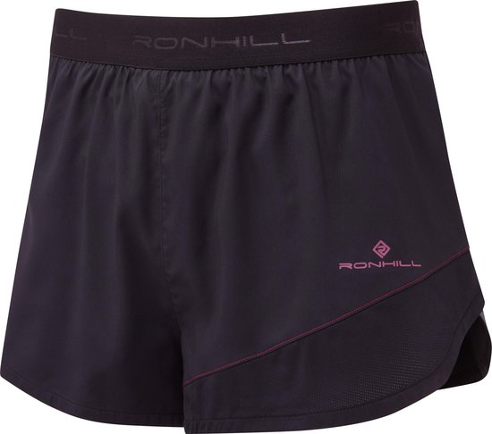 Ronhill Men's Stride racer short - maat M (gerecycled polyester)