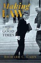 Omslag Making Law