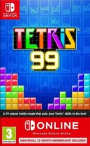 Tetris 99 + Nintendo Switch Online - Switch