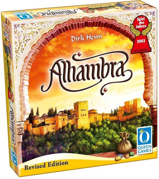Afbeelding van het spel Alhambra Revised Edition Queen Games
