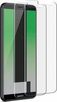2 Pack - Huawei Mate 10 Lite Screenprotector / GlazenTempered Glass