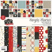 Simple Stories: Say Cheese III Single-Sided Paper Pad (HL7900)