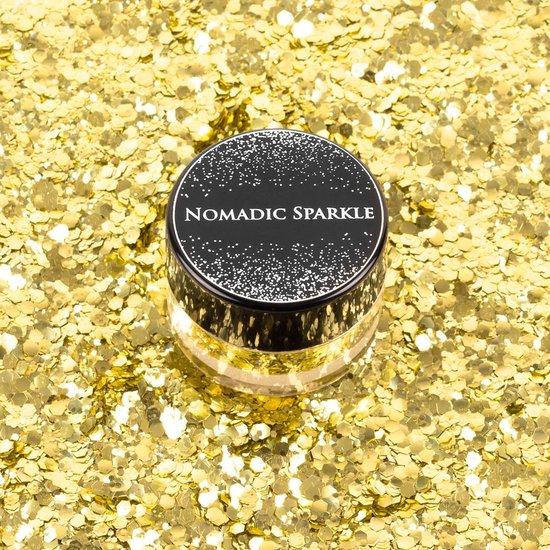 Biodegradable Festival Glitter - Gold Rush
