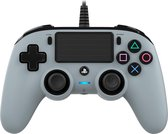 Nacon Official Licensed Playstation 4 Compact Controller - PS4 - Grijs