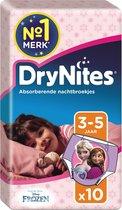 DryNites® 4-7 meisje 10 stuks